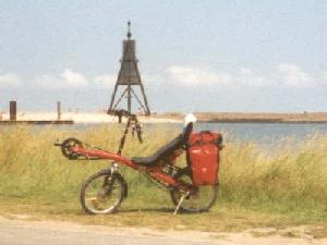 Mit dem Toxy in Cuxhaven